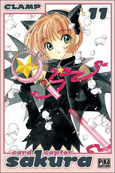 Card Captor Sakura - Double volume Tome 11  et Tome 12 : Card Captor Sakura Double T11 & 12