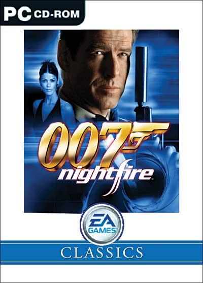 007 James Bond Nightfire