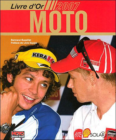 Le livre d'or de la moto
