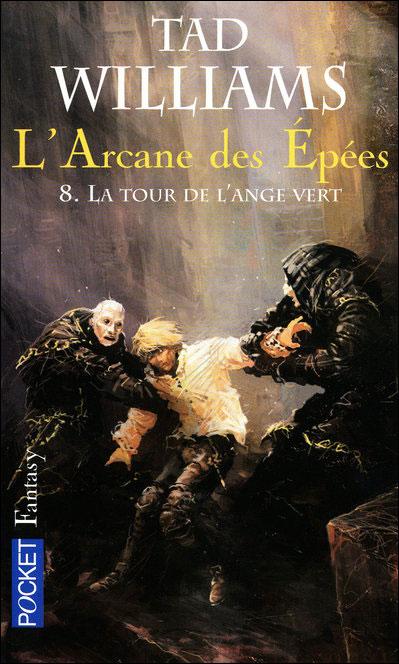 L'Arcane des Epées - tome 8 La tour de l'ange vert