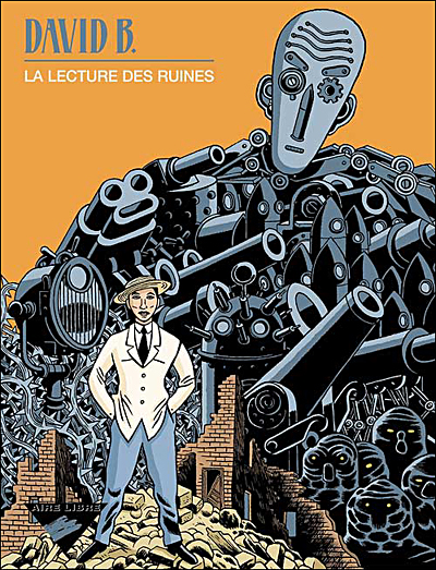 La Lecture des ruines - LA LECTURE DES RUINES