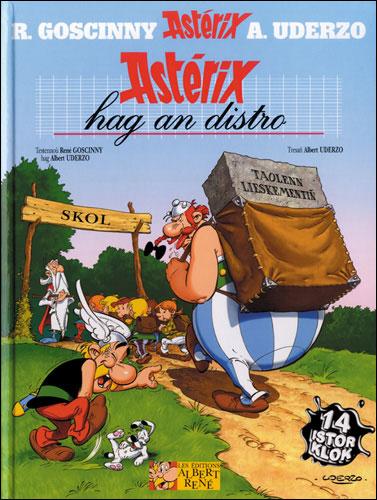 Astérix et la rentrée gauloise (version bretonne)