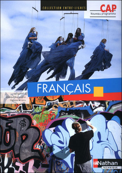 Français CAP (Entre-Lignes) Elève 2010