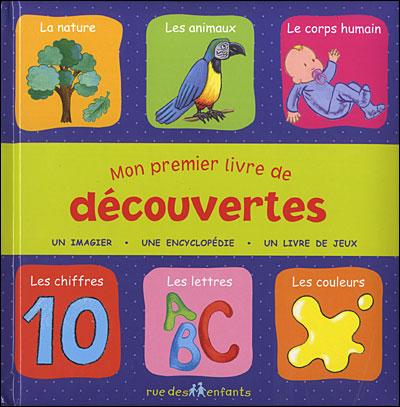 Mon premier livre de découvertes
