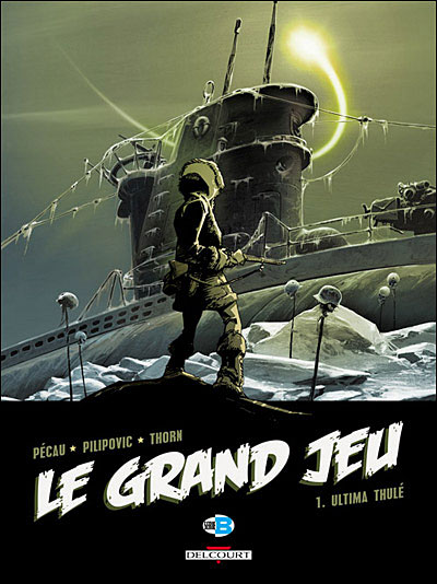 Le grand jeu T01 Ultima Thule