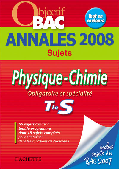 Objectif Bac Physique chimie Term S