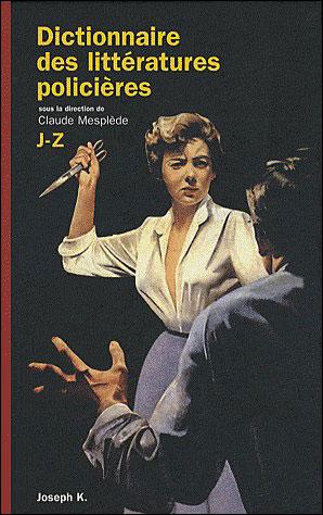Dictionnaire des littératures policières