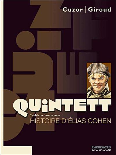 L'histoire d'Elias Cohen