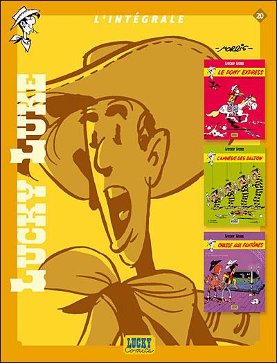 Lucky Luke - Intégrales - Tome 20 - Lucky Luke Intégrale