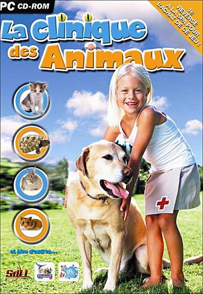 photo Sdll [société De Distribution De Logiciels De Loisirs] La Clinique des Animaux