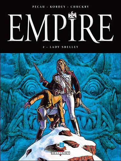 Empire T02 LADY SHELLEY