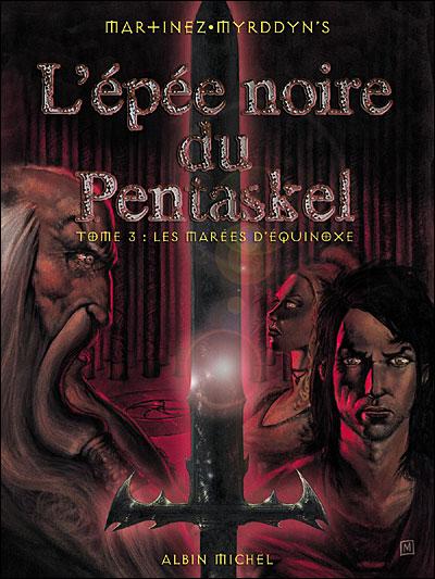 L'épée Noire du Pentaskel