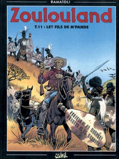 Zoulouland - Les fils de M'pande