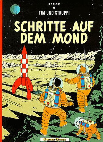Schritte auf dem Mond