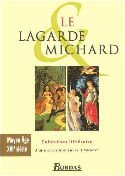Lagarde & michard moyen age