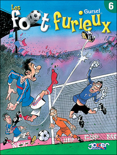 Foot furieux