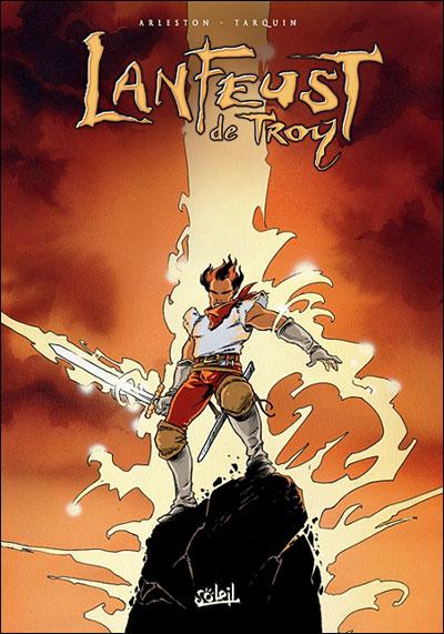 Lanfeust de Troy - Millésime 2010 Coffret 4 volumes Tome 5  à Tome 8 : Lanfeust de Troy
