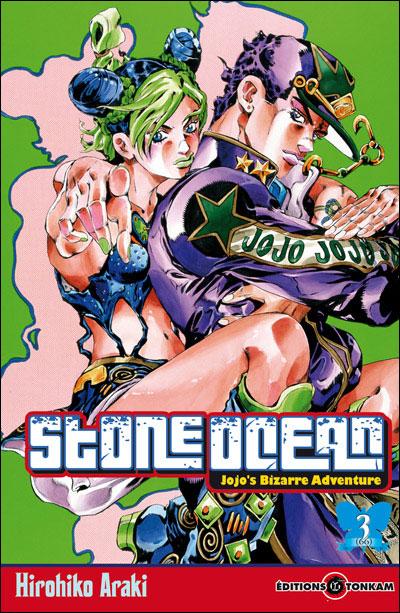 Jojo's bizarre adventure - Jojo's Bizarre Adventure n°66 : Stone Ocean -Tome 03-
