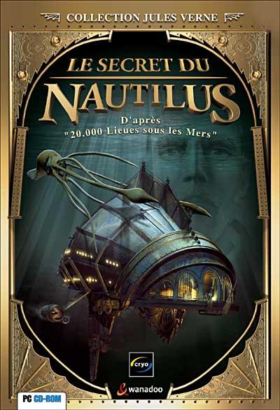 Le Secret du Nautilus - D'après 20.000 Lieues sous les Mers - Jeux vidéo -  Achat & prix | fnac