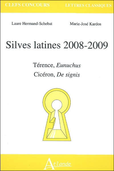 Silves latines 2008-2009