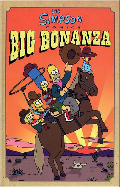Les Simpson - Tome 7 : Big bonanza