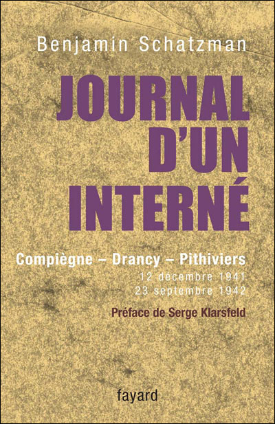 Journal d'un interné