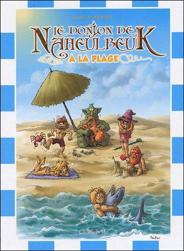 Le Donjon de Naheulbeuk à la plage