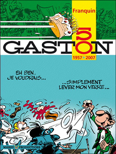 Gaston Lagaffe -  : Gaston 50 ans