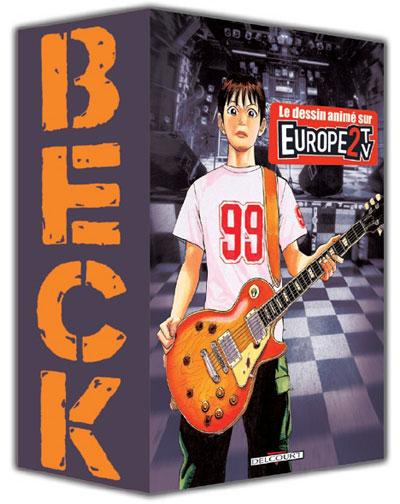 Beck - Coffret Tome 1  à Tome 3 Tome 03 : Beck Coffret découverte T01 à
