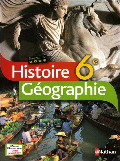 Histoire-geographie 6e 2009 el