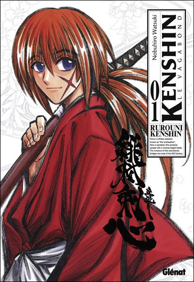 Kenshin perfect edition - tome 1 - Kenshin Le Vagabond