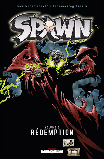 Spawn T05 Rédemption