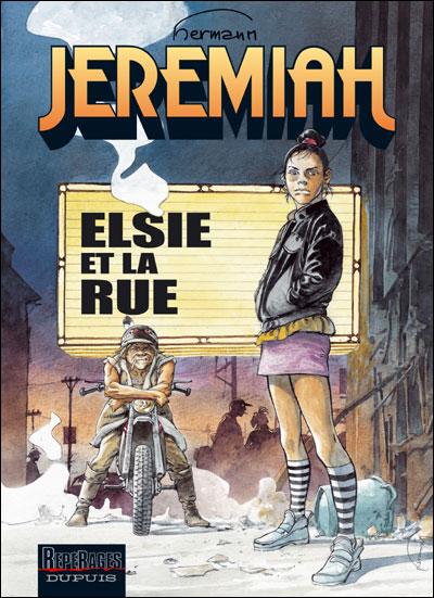 Elsie et la rue