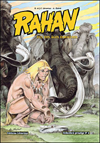 Rahan - Fils des âges farouches T2 (N&B)