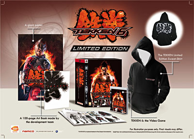 Tekken 6 : Edition Collector