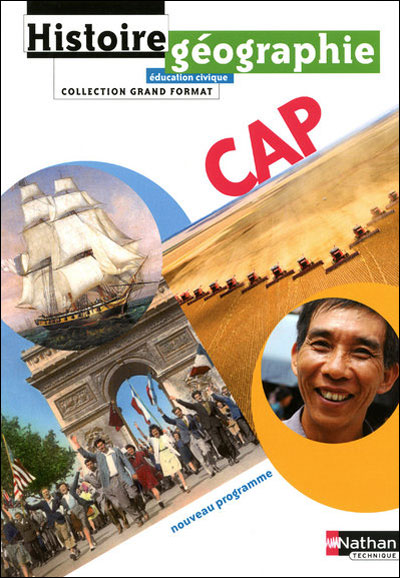 Histoire et Géographie - Éducation civique Grand Format Livre de l'élève