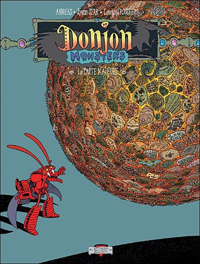 Donjon monsters t03 la carte majeure