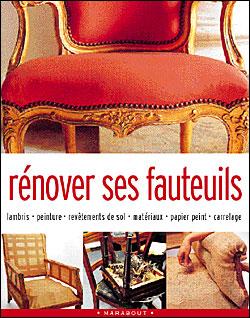 Rénover ses fauteuils