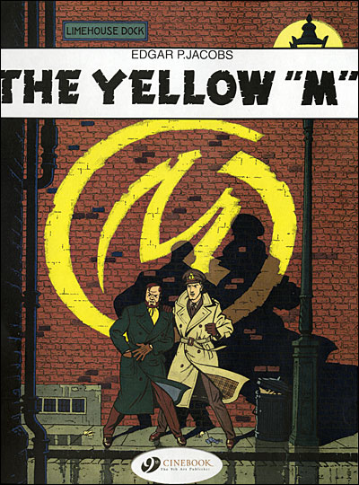 Blake & Mortimer - tome 1 The yellow \