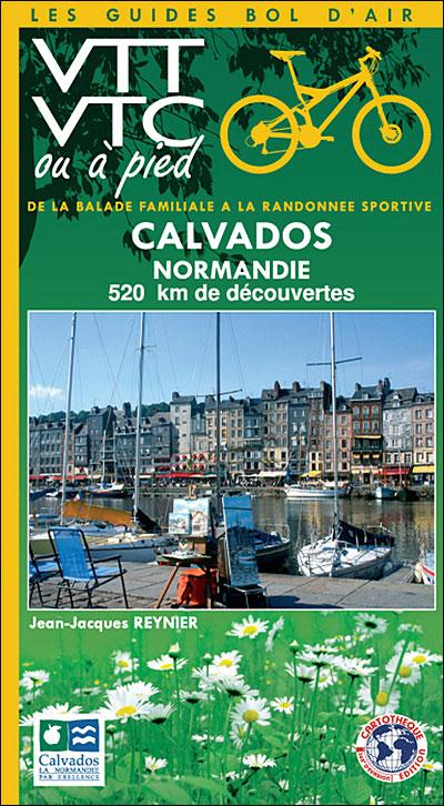 Calvados à VTT à pied