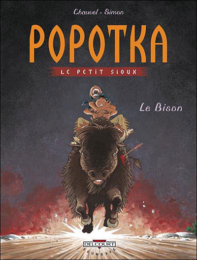 Popotka T06 le bison