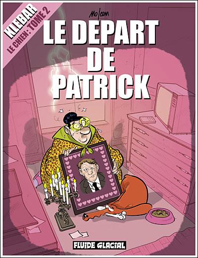 Le départ de Patrick