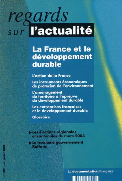 La France et le développement durable