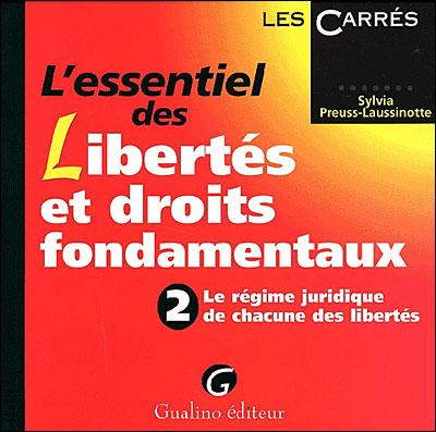 Essentiel des droits fondamendaux et des libertes publiques