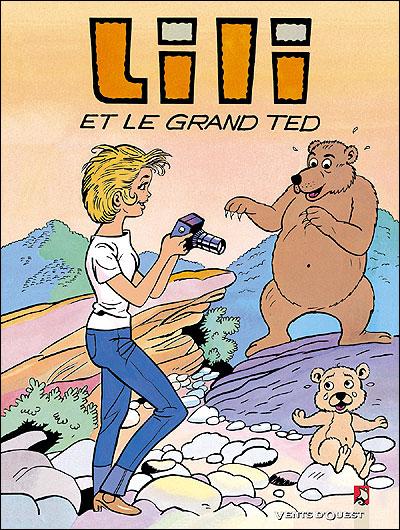 Lili et le grand Ted