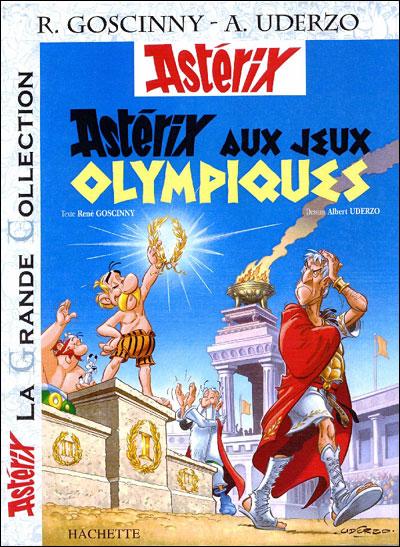 Astérix La Grande Collection - Astérix aux jeux olympiques