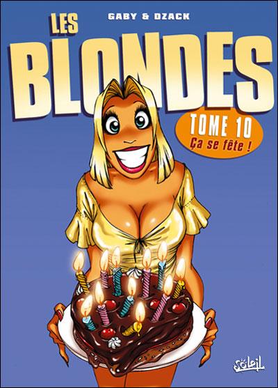 Les blondes T10 Ca se fête