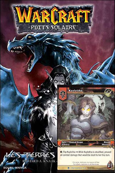 Warcraft - Tome 3 : Ghostlands