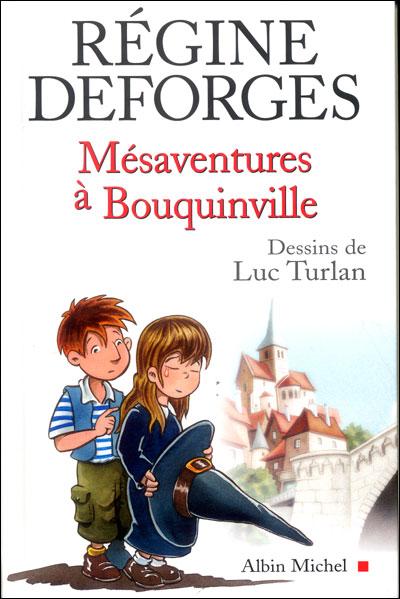 La sorcière de Bouquinville