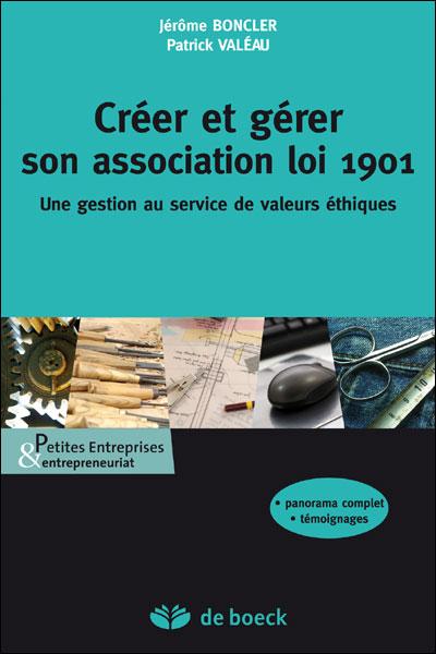 Créer et gérer son association loi 1901